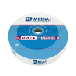 my media dvd r 47gb x16 wrap 10pcs photo