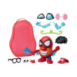 hasbro playskool friends marvel mr potato head spiderman spider spud suitcase b9368eu4 photo