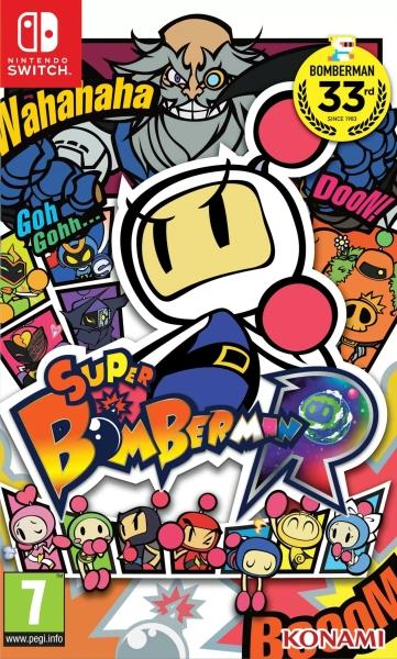 super bomberman r photo
