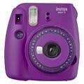 fujifilm instax mini 9 limited edition clear purple extra photo 1