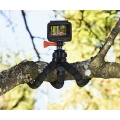 hama 04314 flex 2in1 tripod for photo cameras and gopro 26cm black extra photo 2