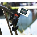 hama 04314 flex 2in1 tripod for photo cameras and gopro 26cm black extra photo 3