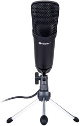 tracer studio pro lite condenser microphone with foam filter tramic46340