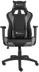genesis nfg 1533 nitro 440 gaming chair black grey