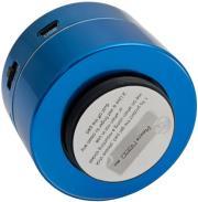 tier one electronics the mighty rock speaker 5w blue photo