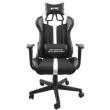 fury nff 1712 avenger xl gaming chair black white photo