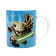 star wars mug 320ml yoda r2d2 with box photo