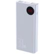 baseus mulight digital display powerbank 33w 30000mah quick  photo