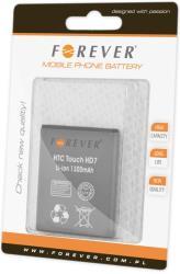 forever battery for htc hd7 1300mah li ion hq photo