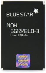 blue star battery for nokia 6610 3200 7250 900mah photo