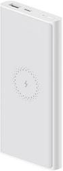 xiaomi vxn4294gl mi power bank 10000mah wireless qi charging white